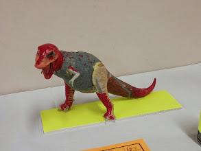 Photo: ティラノサウルス 制作者:5歳