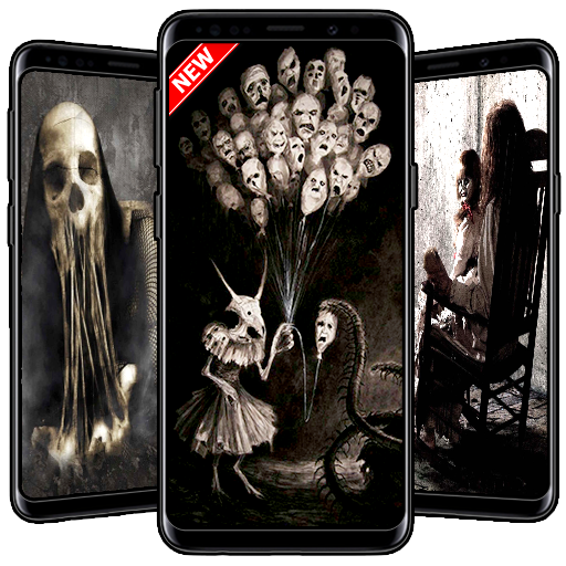 Creepy Wallpapers Android APK Download Free By VamosApps
