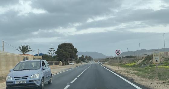 'Nuevas' carreteras hasta Cabo de Gata: más seguridad para coches y ciclistas