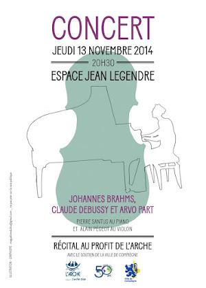 recital-piano-violon-espace-legendre-compiegne-profit-arche-oise-handicap-mental-13-novembre-2014-pierre-santus-alain-pegeot