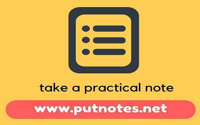 PutNotes