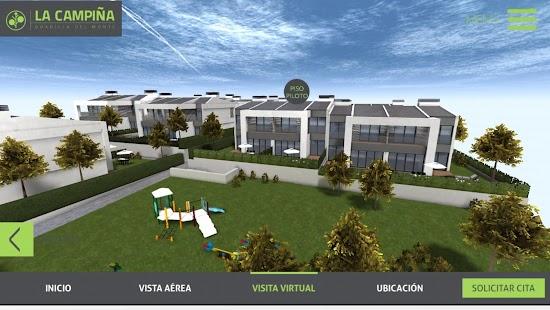 La Campiña: Visita Virtual - náhled