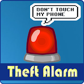 Don't Touch my Phone & Anti Theft Mobile Security
