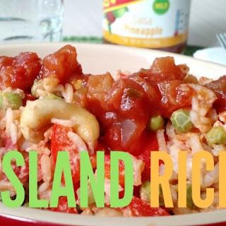 Easy Island Rice with La Victoria
