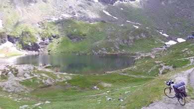 Photo: Tengerszem kétezer méteren /Bilea-tó/
