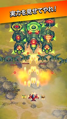 HAWK –フライトシューティングゲーム。撃ちまくれのおすすめ画像4