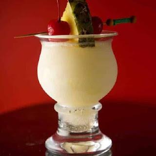 Malibu Express Cocktail.