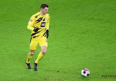 Les mauvaises nouvelles continuent pour les Diables Rouges de Dortmund