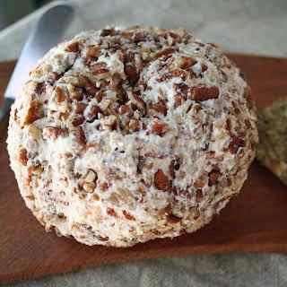 Vegan Jalapeño Havarti Cream Cheese Date Ball.