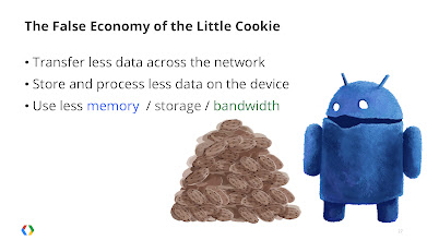 Photo: The little cookie approach resembles my college experience -- doing things only when you know they're absolutely necessary.