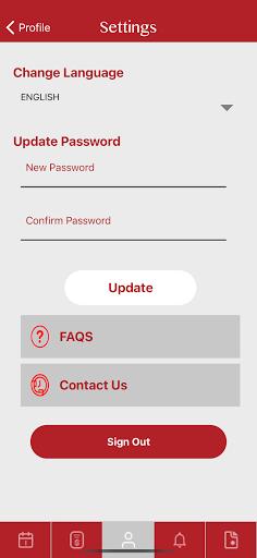Fujairah Employee screenshot 4