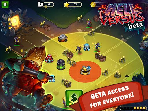 Hell Versus Beta