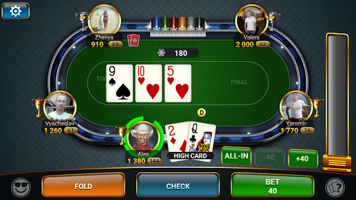 Poker Championship online  gameplay | by HackJr.Pw 5
