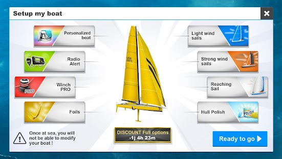 Virtual Regatta Offshore - náhled