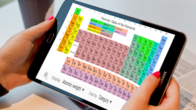 Download periodicity best periodic table chemistry app apk latest periodicity best periodic table chemistry app poster urtaz Choice Image
