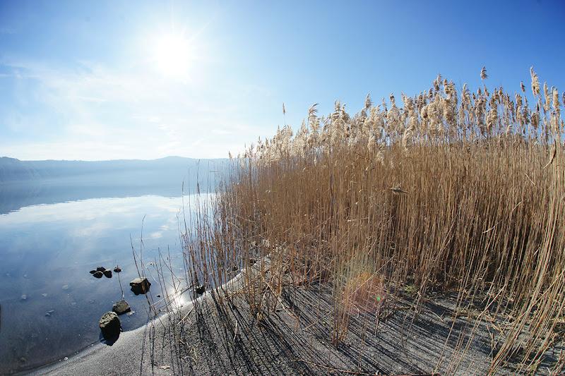 Vento di primavera sul Lago di cesare carusio