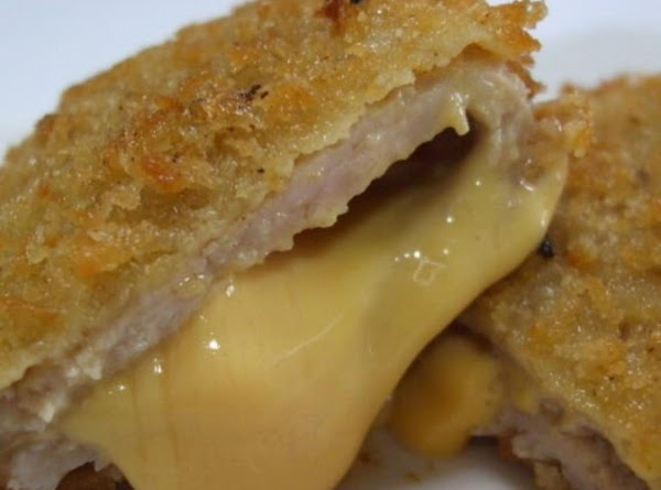 Cheesy Chops Recipe
