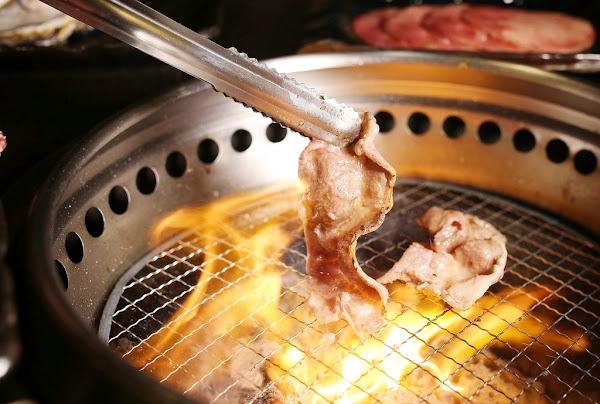 雷神燒肉日式無煙炭烤專門店