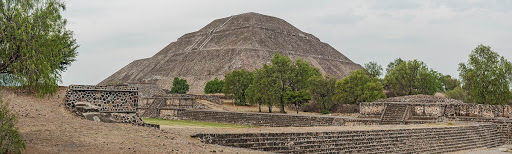 The Sun Pyramid, Teotihuacan