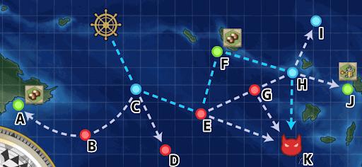 2-2 海防艦ルート
