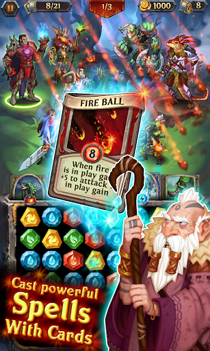 Heroes of Battle Cards 2.7.316 screenshots 12