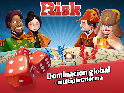 RISK: Dominación Global 7
