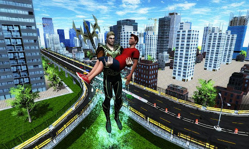 Super Aqua Hero Real Justice for PC