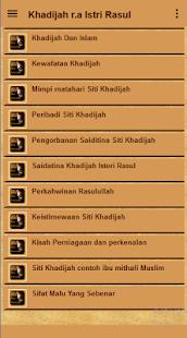 Kisah Khadijah Istri Rasul - náhled
