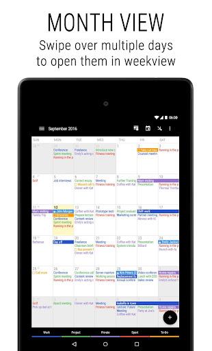Business Calendar 2・Agenda, Planner & Organizer screenshot 17