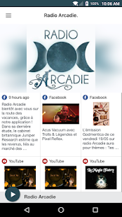 Radio Arcadie.- screenshot thumbnail
