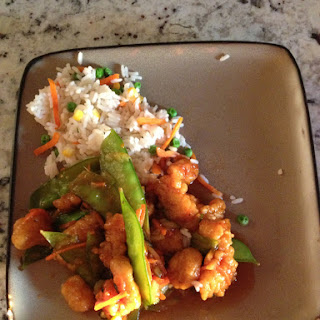 Copycat Cheesecake Factory Orange Chicken