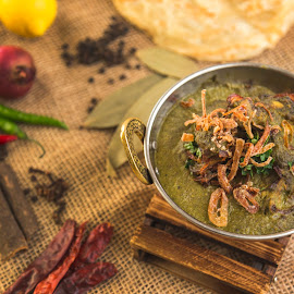 Mutton Masala  by Naser Eid - Food & Drink Plated Food ( dinner, foodie, food, spicy, indian, food photography, indian food, lunch, meal )