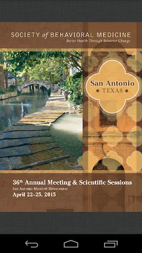 SBM 2015 Annual Meeting