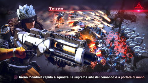 Art of War: Red Tides  άμαξα προς μίσθωση screenshots 1