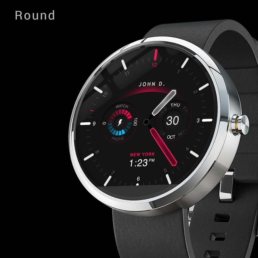 Odyssey Watch Face Android Apps On Google Play
