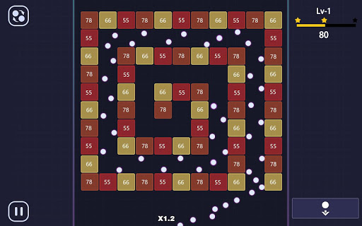 Bricks Breakeru00a0- Glow Ballsu00a0Blast screenshots 21