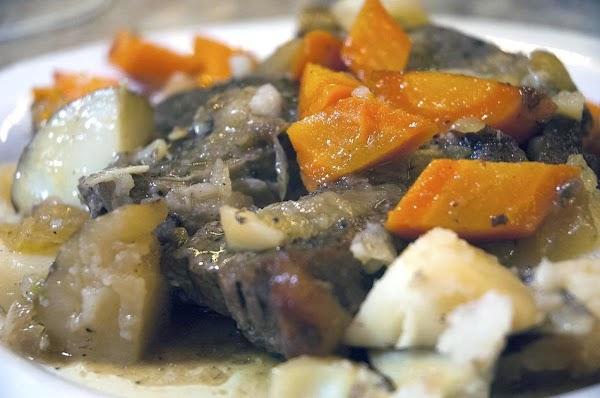 Naked & Unashamed Oven Roasted Chuck Roast Recipe
