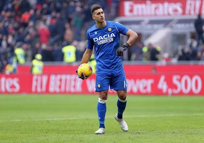 L'Inter Milan aurait trouvé le successeur de Samir Handanovic