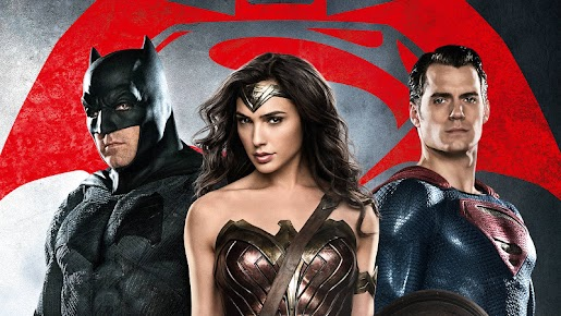 Batman v Superman Is Here!