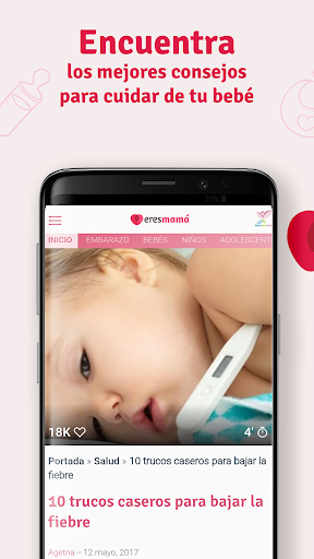Eres Mamu00e1 - Embarazo y maternidad 1.0.483 Screenshots 3