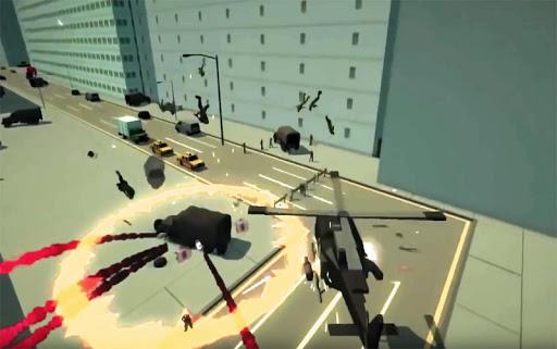 San Andreas Terrorist Attack