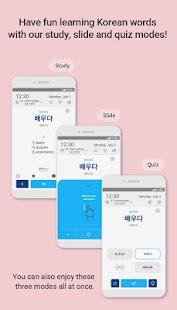 WordBit Korean (한국어,한글 공부) - náhled