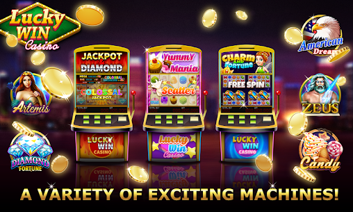 Lucky Win Casino™- FREE SLOTS 8