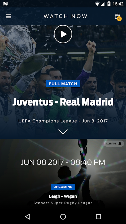 FOX Soccer Match Pass- screenshot