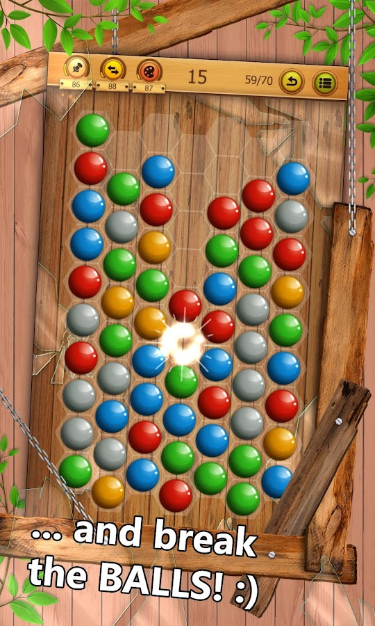 Balls Breaker HD - best falling balls- screenshot