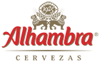 Logo for Alhambra Cervezas