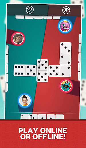 Dominoes Jogatina: Classic and Free Board Game 4.8.5 screenshots 18