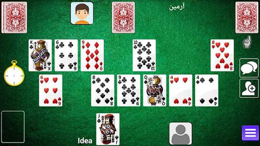 u0686u0647u0627u0631 u0628u0631u06af u0622u0646u0644u0627u06ccu0646 3.7 gameplay | by HackJr.Pw 2
