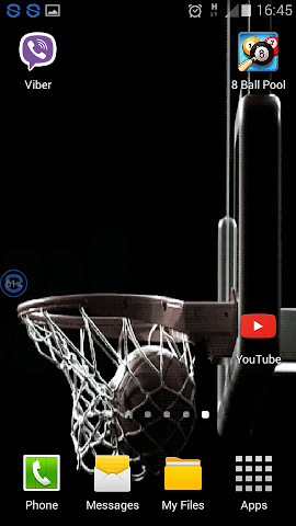 all about basketball hoop live wallpaper for android