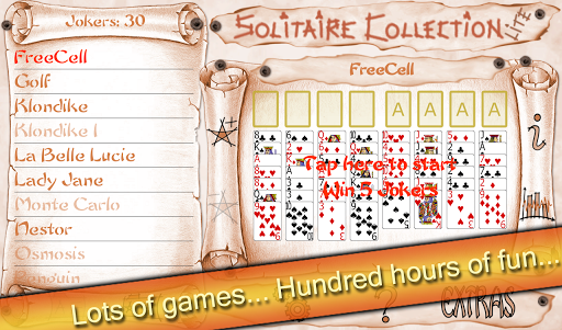 Solitaire Collection Lite screenshots 9